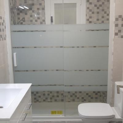 mampara de ducha de máxima calidad