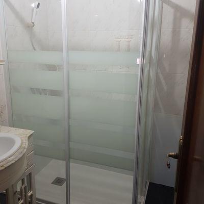 Cambio de bañera por plato ducha