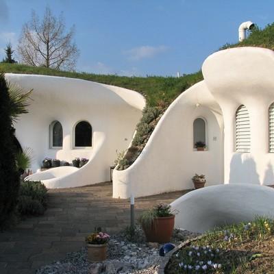10 Casas bajo tierra con mucho encanto