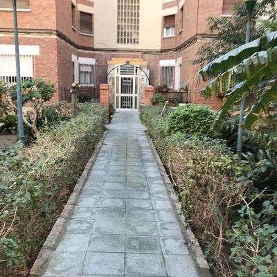 Mantenimiento de jardines comunitario