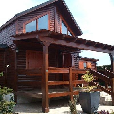 Presupuesto barandillas madera online habitissimo - Donde se puede poner una casa de madera ...