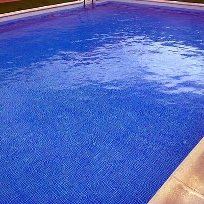 Mantenimiento piscina comunidad
