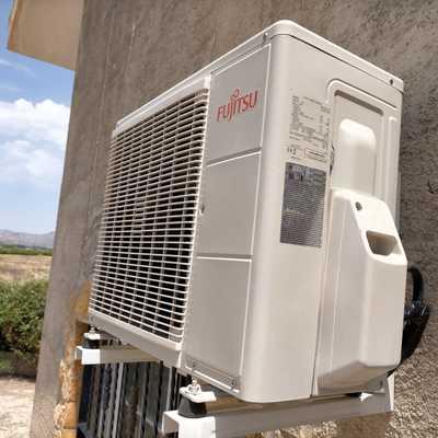 Instalaciones de todo tipo de aires acondicionados.