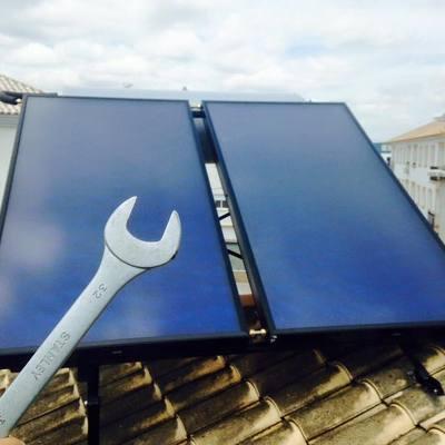 Mantenimientos y reparaciones de energia solar en Huelva.