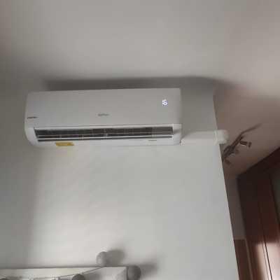 Instalación de Aire acondicionado 2x1