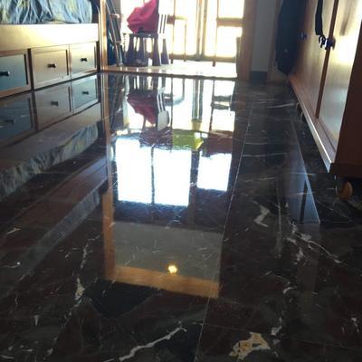 Cristalizado de suelos en Granada