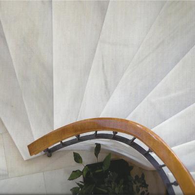 Proyecto de escalera de mármol