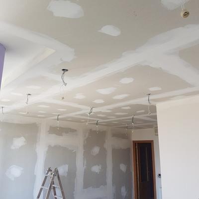 techo y pared pladur