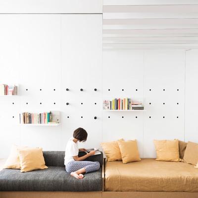 La perfecta combinación entre casa y estudio