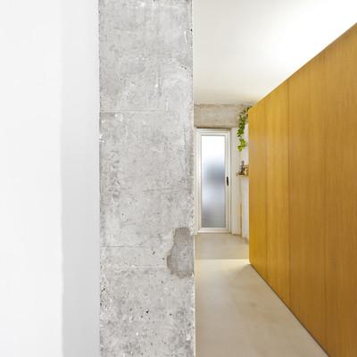 La original reforma de un apartamento abandonado en Palma
