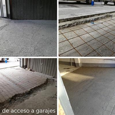 Mejora de acceso a garajes, Vizcaya