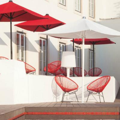 Lugares deco: Hotel Memmo Alfama