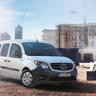 Mercedes-Benz Citan: la mejor compañera para el profesional responsable