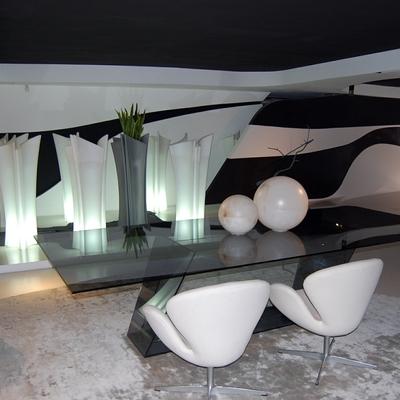 Ideas de decoraci n interiores en barcelona para - Salones joaquin torres ...