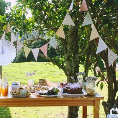 Di adiós al verano con una gran fiesta en el jardín