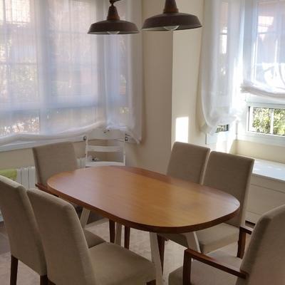Mobiliario en vivienda zona Arturo Soria