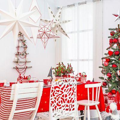 5 trucos para tener una decoración navideña a prueba de peques