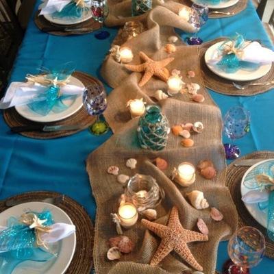 mesa detalles mar