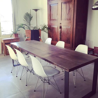Mesa madera de Jatova