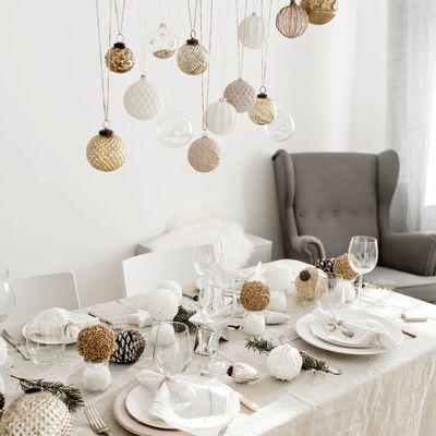 5 ideas para acertar con la decoración navideña