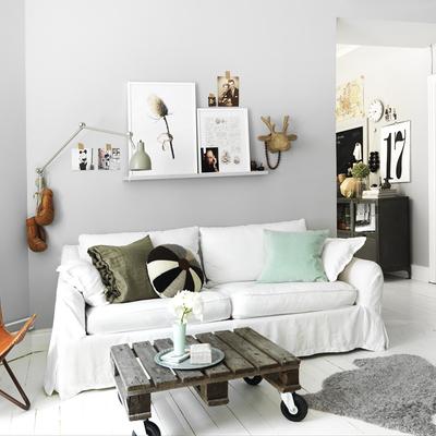 Trucos para decorar tu casa si vives de alquiler