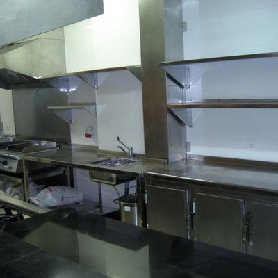 mesas de acero inoxidable
