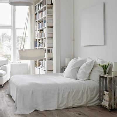 Mesitas de noche originales que darán personalidad a tu dormitorio