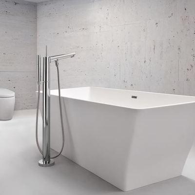 Mezclador exterior baño-ducha de pie