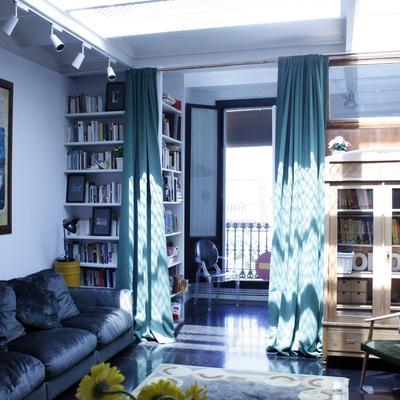 Rehabilitación de un piso donde se priorizó la máxima entrada de luz posible
