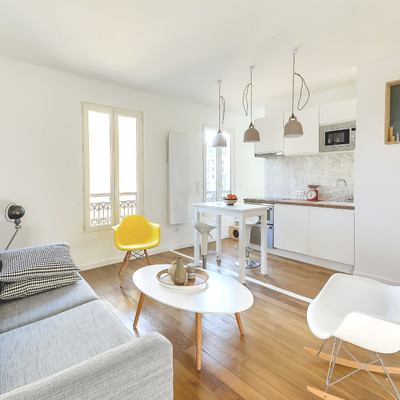 5 ideas que copiar de este mini apartamento