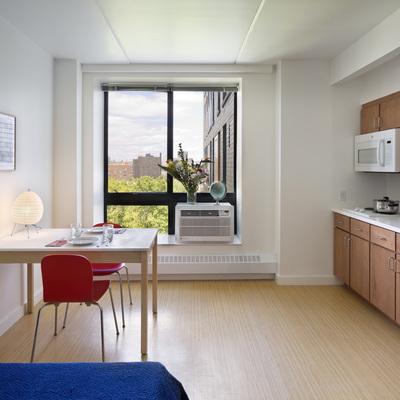 Mini apartamento con vistas