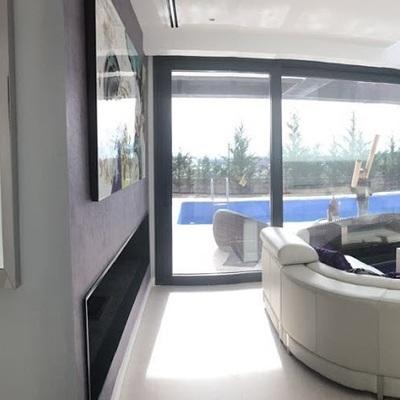 Instanación de ventanales en salón y comedor