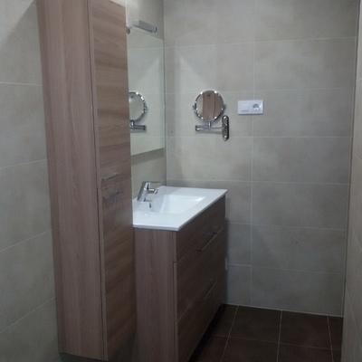 Reforma integral baño a Sallent