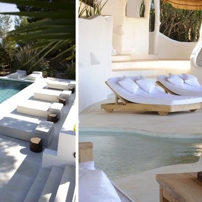 ideas y fotos de mobiliario piscina para inspirarte