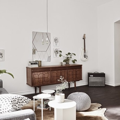 El apartamento escandinavo más mini y acogedor que nunca has visto