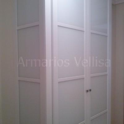 Modelo Japones con cristal blanco y costado visto del mismo estilo, Madrid