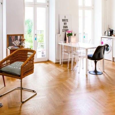 Moderno loft style – Berlin - proyecto de renovacion y decoracion