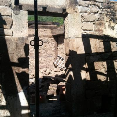 Modificación de huecos puertas y ventanas