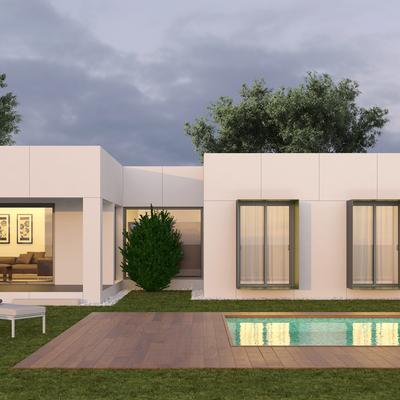 Módulos que se convierten en hogares: viviendas modulares