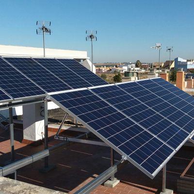 Instalación Solar Fotovoltaica Autoconsumo Directo 3,45 kW