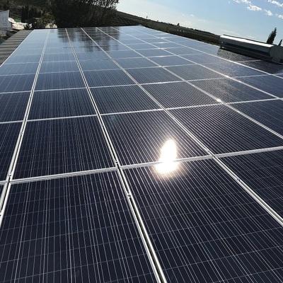 Instalación Autoconsumo Fotovoltaico para Industria