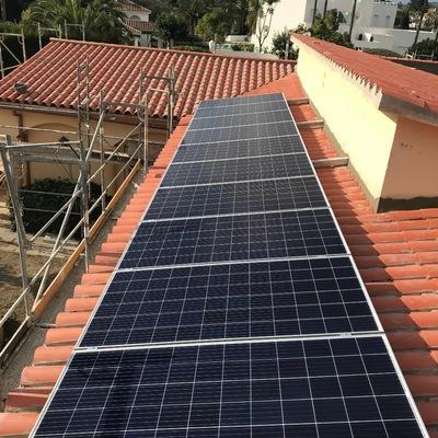 Autoconsumo Fotovoltaico en Urbanización Sotogrande. Cádiz