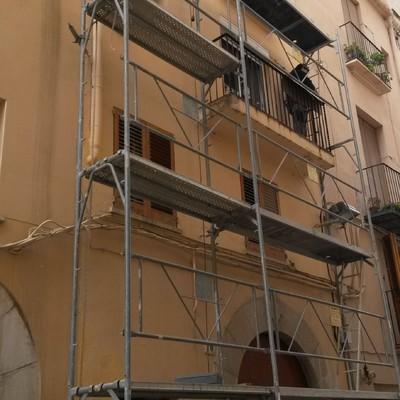 Restauración de fachada