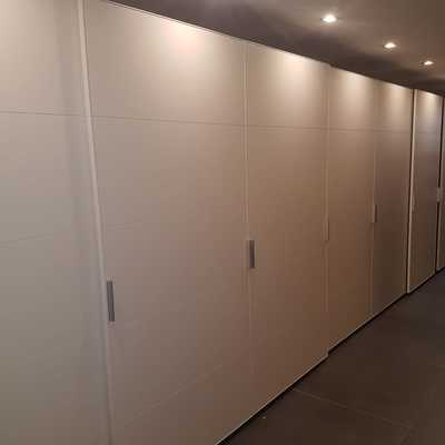 instalación de armario vestidor