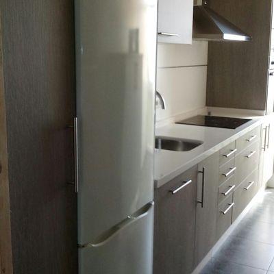Montaje de mobiliario de cocina