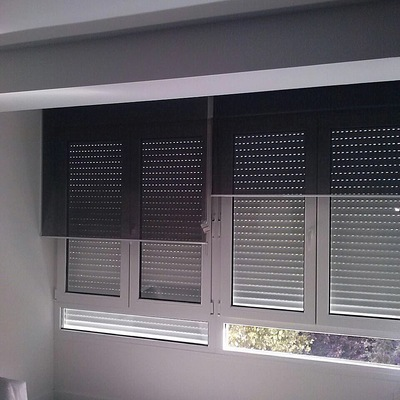 Colocación de estores, cortinas, decoración en Valladolid