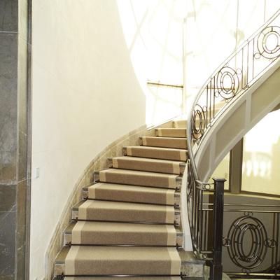 Moqueta para escaleras