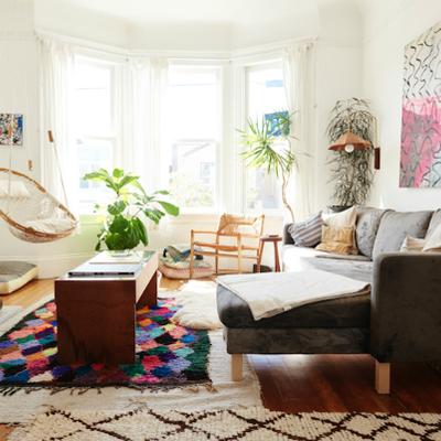 Una vivienda para una vida natural y relajada