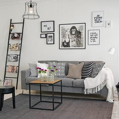 Guía para decorar tus paredes con cuadros