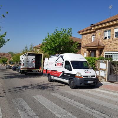 MUDANZA VIVIENDA MADRID